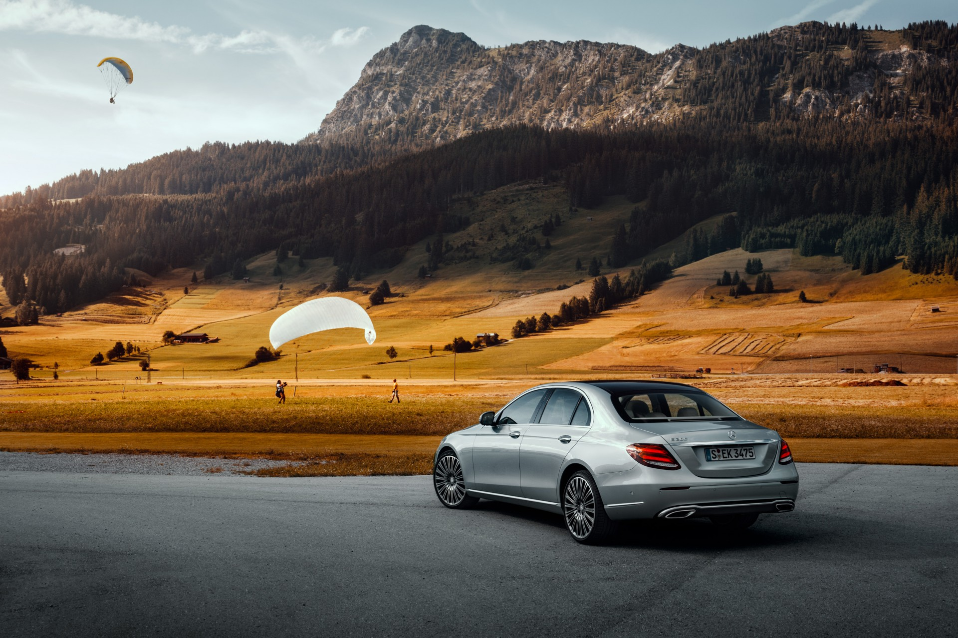 bernstein photodesign Mercedes-Benz E-Class