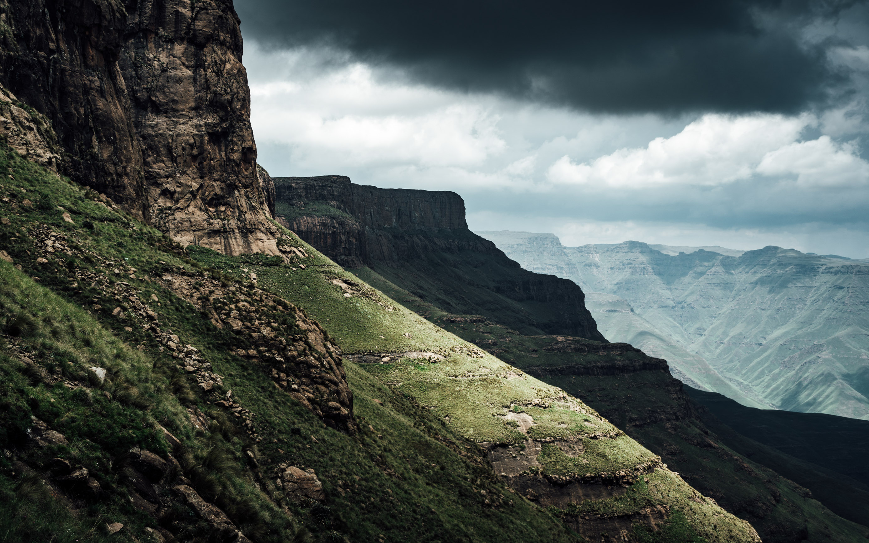 bernstein photodesign Drakensberg Mountains